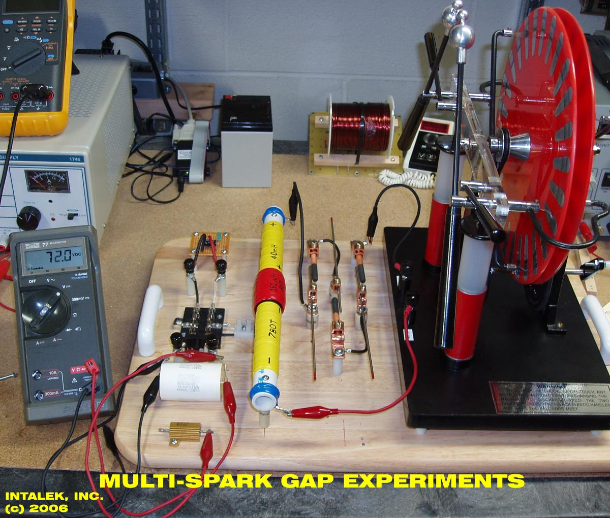 Figure 5 Wimshurstgenerator Test Platform Electrical Schematic Using Audioclippingdetectorcircuitjpg Multi Spark Gap Experiments